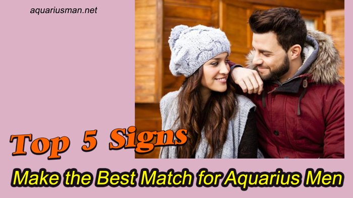 Aquarius man and Gemini woman