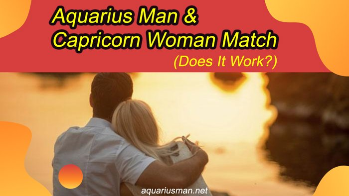 discover the love compatibility of Aquarius male and Capricorn
