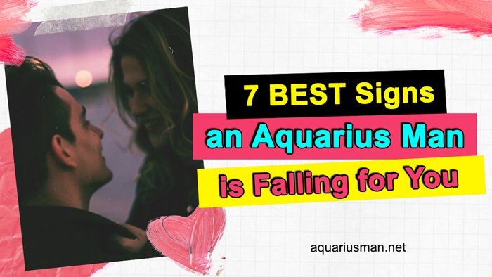 aquarius man falling in love