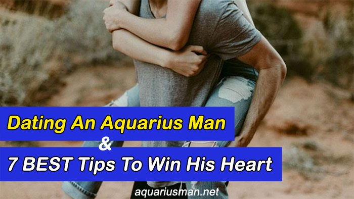 tips to successful date with aquarius man