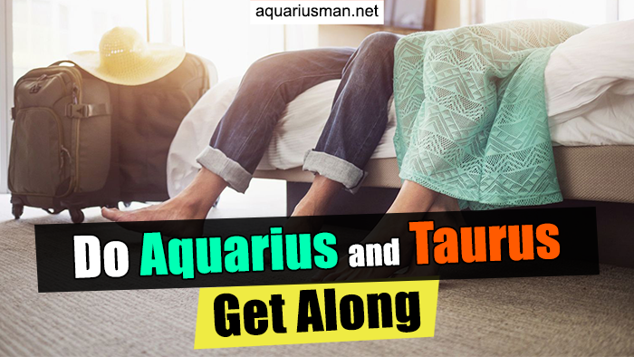 Do Aquarius and Taurus Get Along (with SHOCKING Reasons)
